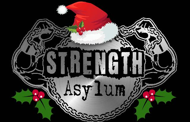 Strength Asylum | Gym in Stoke | No1 for Bodybuilding & Strongman in the UK