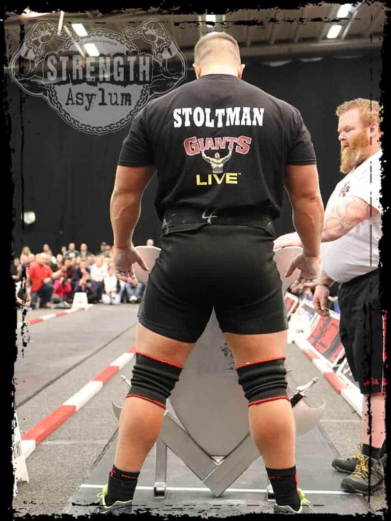 Britain's Strongest Man 2017 | Strength Asylum | Gym in