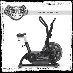 2nd Stairmaster Airfit Bike