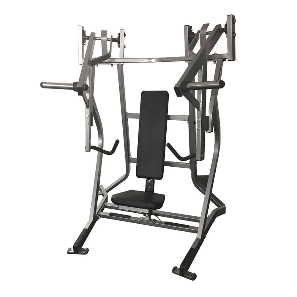 Hammer Strength Gripper: Chest Training Equipment