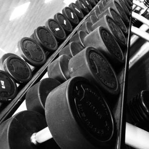1st Exertrain Dumbbells sets upto 50kg's