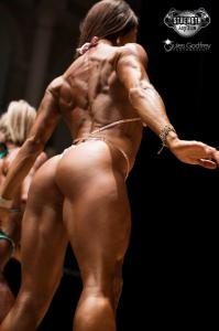 Ladies Athletic Figure