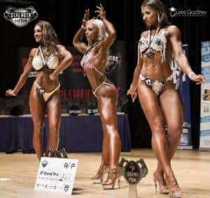 Ladies Toned Figure