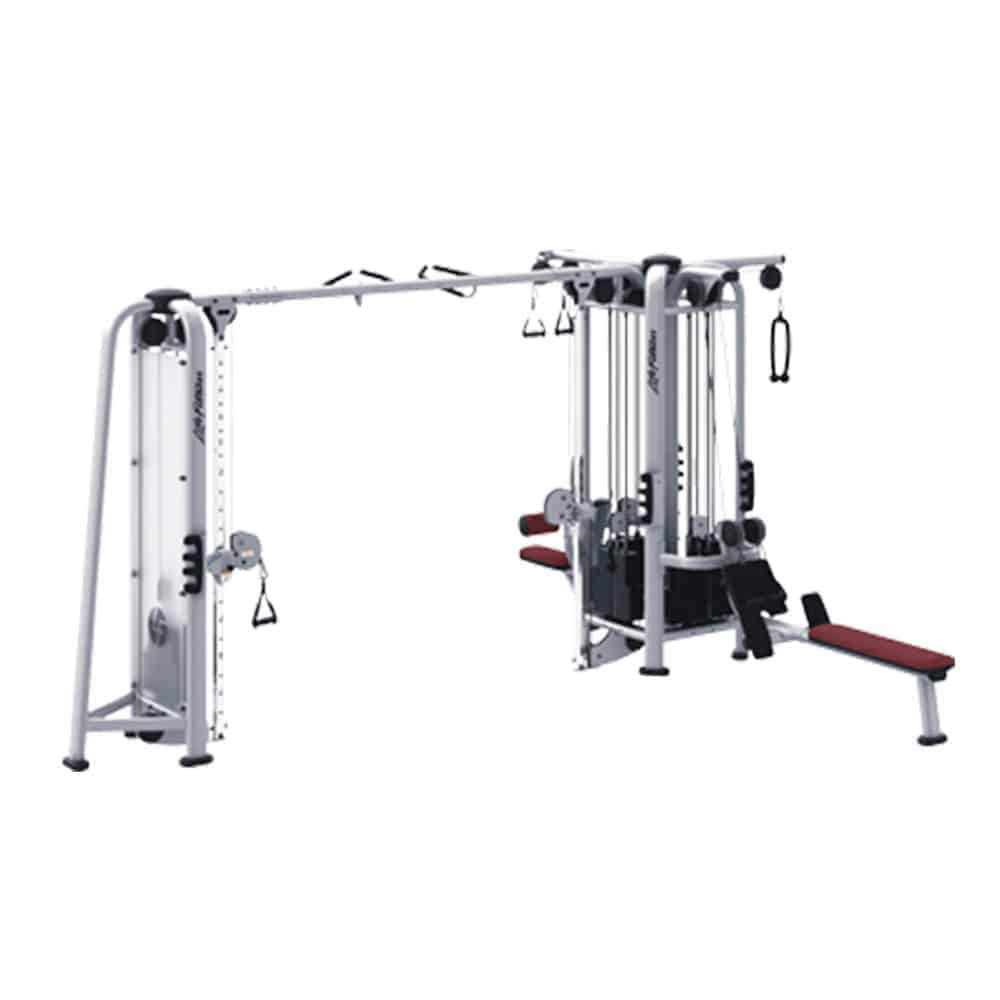 Images of Life Fitness Half Rack
