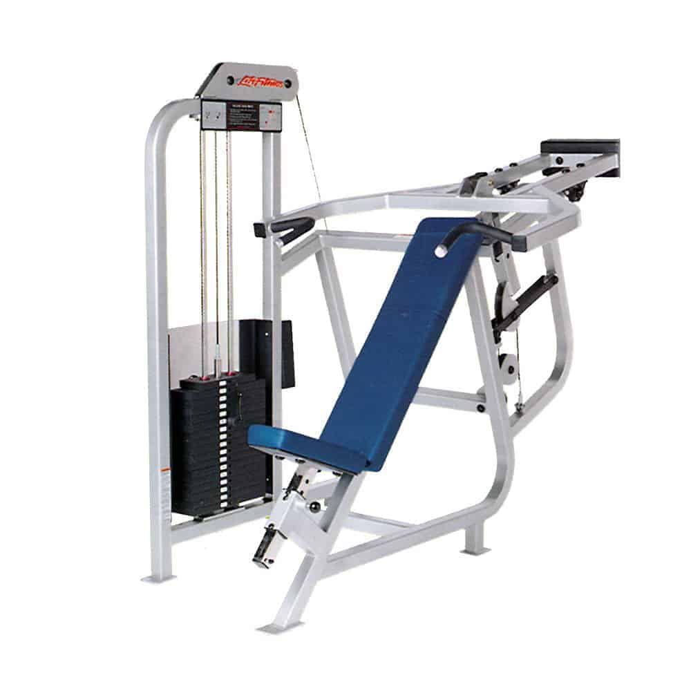 Chest Training Equipment Strength Asylum Gym In Stoke