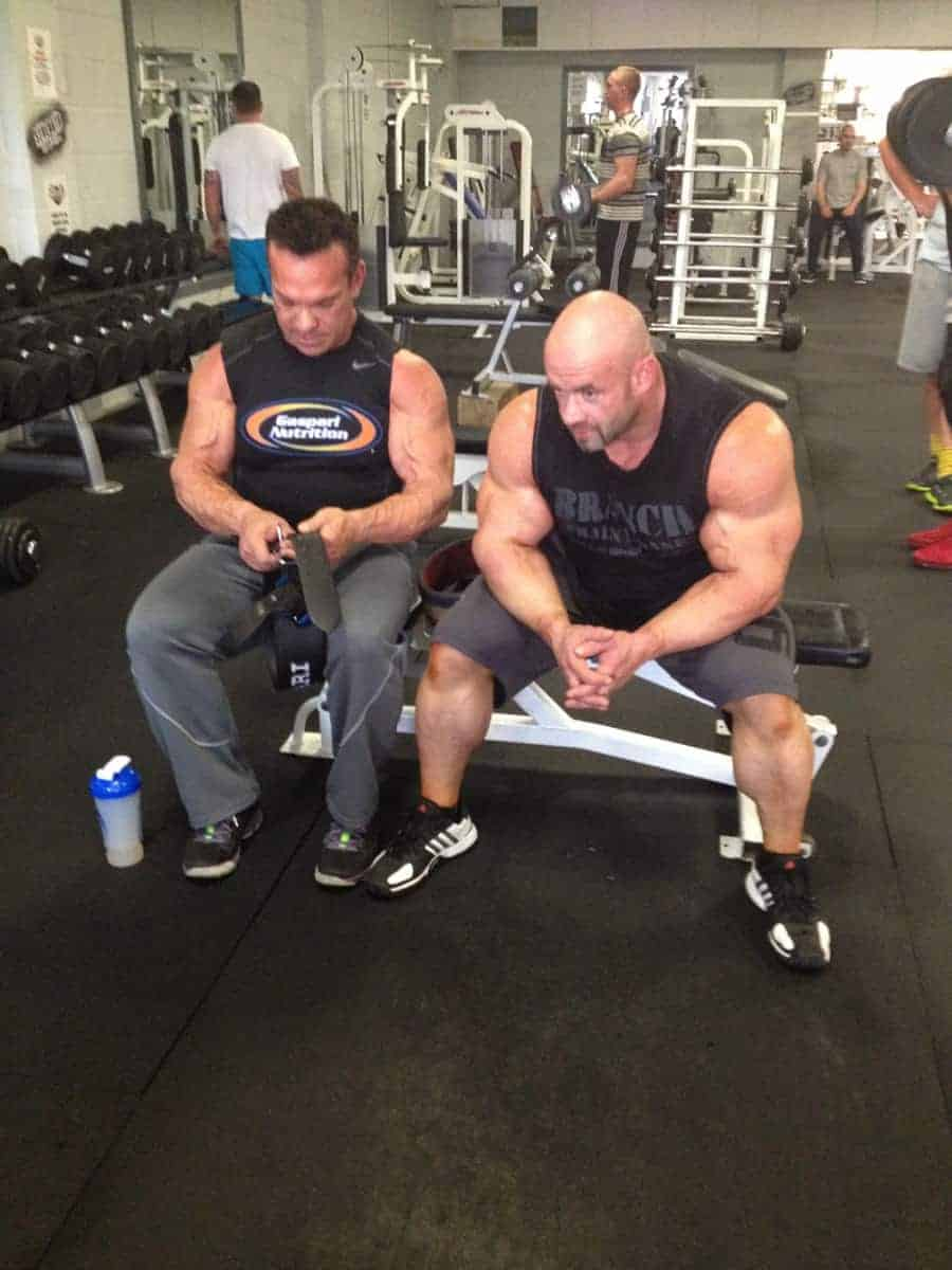 Rich Gaspari and Branch Warren | Strength Asylum