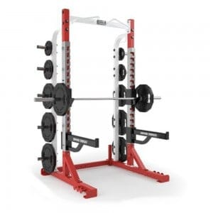 Hammer Strength Half Power Rack
