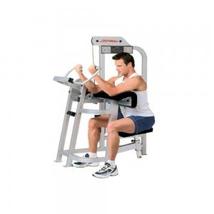 Life Fitness Pro 1 Bicep Curl