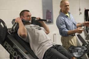 Tom Platz Squat Clinic 2018